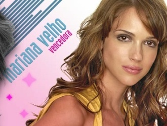 Mariana Velho Vencedora Brazil's Next Top Model