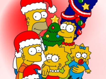 Natal Simpsons